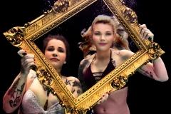 Unterwasser Modelshooting mit dem  Bayrischen Fernsehen