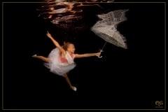 Kinder Unterwasser Fotoshooting