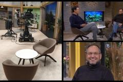 Interview zur Model-Unterwasserfotografie im Bayrischen Fernsehen