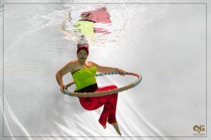Sport Unterwasser-Shooting