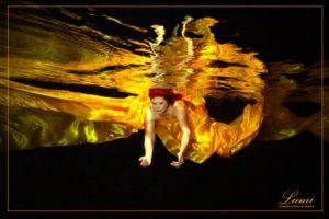 Unterwasser Fotoshooting 3